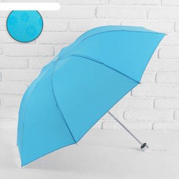 Зонт механический, рисунок проявляется при намокании, ветроустойчивый, цве