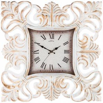 Часы настенные кварцевые 60,5*60,5 см размер циферблата 28,7*28,7 см (кор=