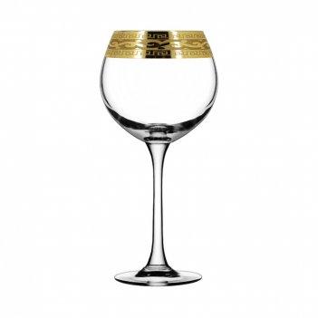 Фужеры для вина eav08-1688версаче280мл.6пр.