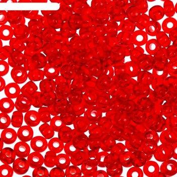 Бисер gamma круглый 10/0 (с132 красный)