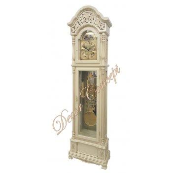 Часы напольные columbus cr-9235-pg-iv