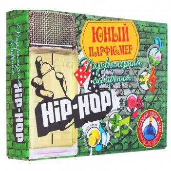 Набор для создания духов «парфюмерная симфония. хип-хоп»