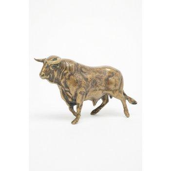 Аксессуар бык, 13х20 см