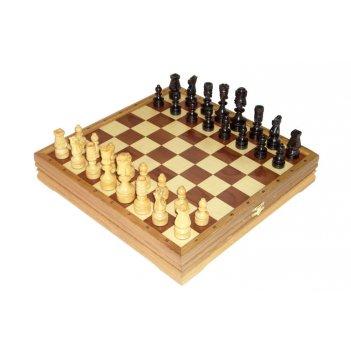 Rta-5502 игровой набор - шахматы + шашки.
