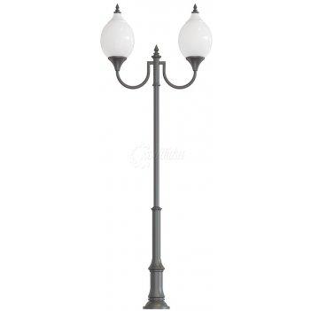 Фонарь уличный «лотос - 2» со светильниками 3,871 м.