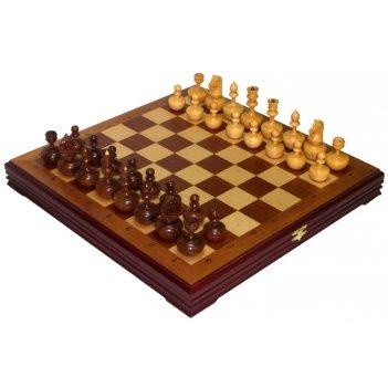 Rta-3469 игровой набор - шахматы неваляшки, шашки, карты, домино
