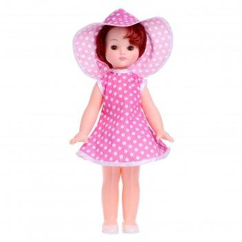 Кукла девочка дидактическое пособие+ набор одежды лен45-37