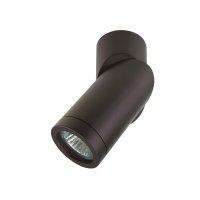 Светильник illumo 50вт gu10 черный 6x6x15,7см