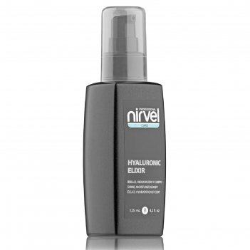 Эликсир для ухода за волосами nirvel professional hyaluronic, с гиалуронов