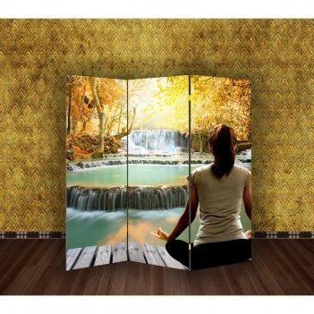 Ширма медитация, 160 x 150 см