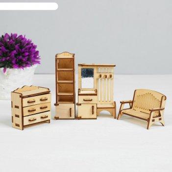 Набор мебели прихожая, 4 предмета