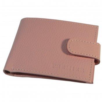Портмоне женское, 1 отдел для купюр, для монет, для кредитных карт, цвет р