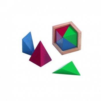 Головоломка pyramid cube art 6278