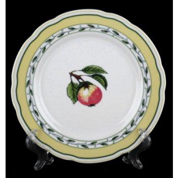 Набор тарелок роза 30200 19см. 6шт.