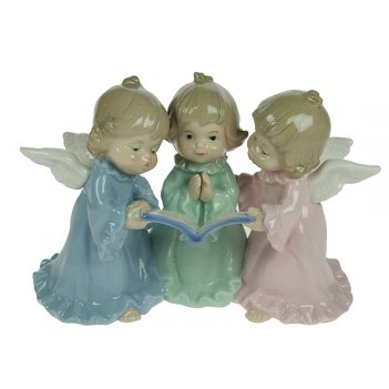 Статуэтка ангелочки