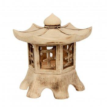 Садовый светильник шан-хай шамот