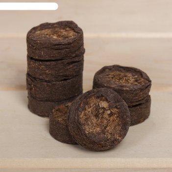 Таблетки торфяные d=27 мм (набор 50 шт)