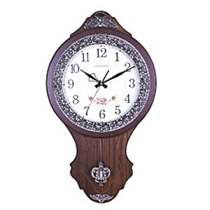 Настенные часы с маятником b&s jh-2103