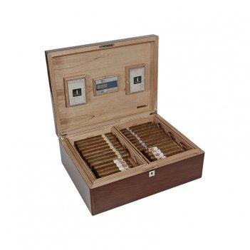 Хьюмидор artwood кingwood на 125 сигар, арт. aw-01-61