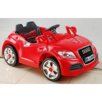 Двухместный электромобиль joy automatic b28a audi (6v)