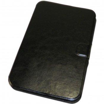Чехол для планшета 7 черный, силиконовый шелл (тех.упаковка)