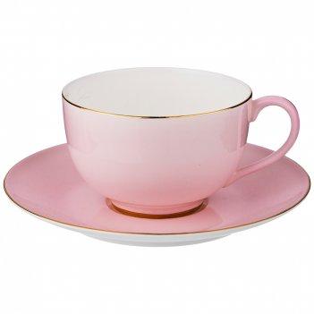 Чайный набор на 1 персону 2пр. 420 мл (кор=18наб.)