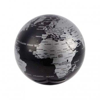 Глобус вращающийся magic 360° черный