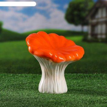 Садовая фигура лисичка 19 см