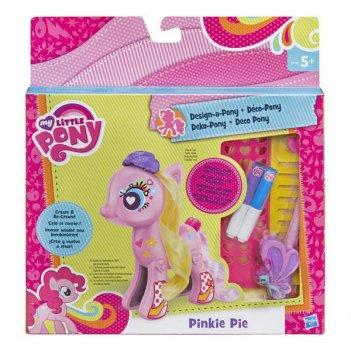 My little pony. тематический набор создай свою пони в ассортим