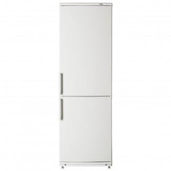 Холодильник атлант 4021-000, 345 л, класс а, перенавешиваемые двери, белый