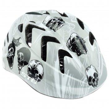 Шлем велосипедиста stg mv7, размер s (48-52 см)