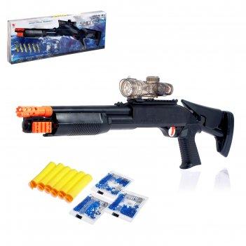 Дробовик «кобра», с мишенями, стреляет гелевыми и мягкими пулями