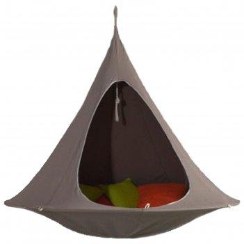Гамак-кокон jamber двухместный, цвет коричневый