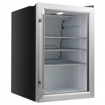 Холодильный шкаф gastrorag bc-62, витринного типа, 62 л, +1 до +10 °с, бел