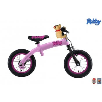 Велобалансир+велосипед hobby-bike rtoriginal alu new 2016 pink