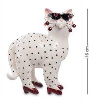 Cms-31/21 фигурка кошка шанелли (pavone)