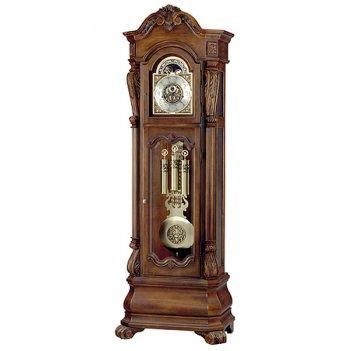 Напольные механические часы howard miller 611-025 hamlin