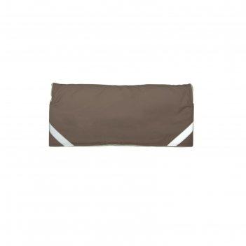 Муфта для рук «норд», коричневый