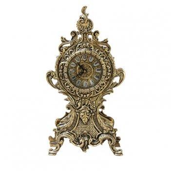 Часы  бельведер  каминные
