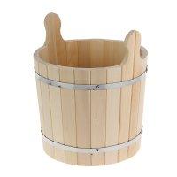 Запарник-ушат 15 литров, липа добрая баня