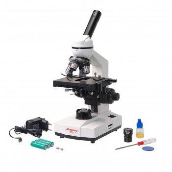 Микроскоп биологический «микромед», р-1, led