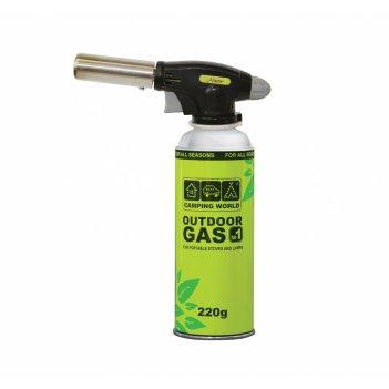 Лампа паяльная газовая  cw master pro (газовый картридж цангового типа 220