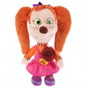 Мягкая игрушка «барбоскины. лиза» 20 см, звуковые функции