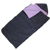 Спальный мешок престиж 3-х слойный с капюшоном увеличенный