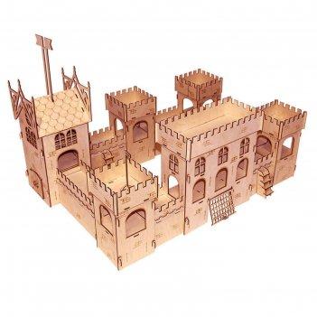Игровой набор серии я конструктор «замок»