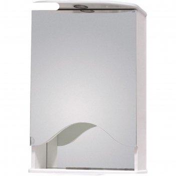 Зеркало-шкаф onika лидия 50.01, правый