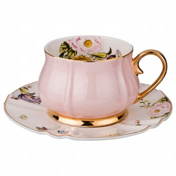 Чайный набор на 1 персону, 2 пр., 200 мл. (кор=24набор.)