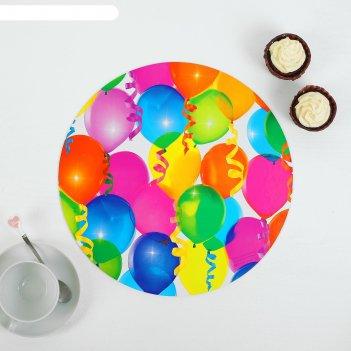 Подставка для торта, шарики