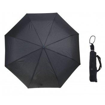 Зонт мужской автомат, цвет черный