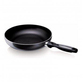 Сковорода pro induc, с антипригарным покрытием, 28 см